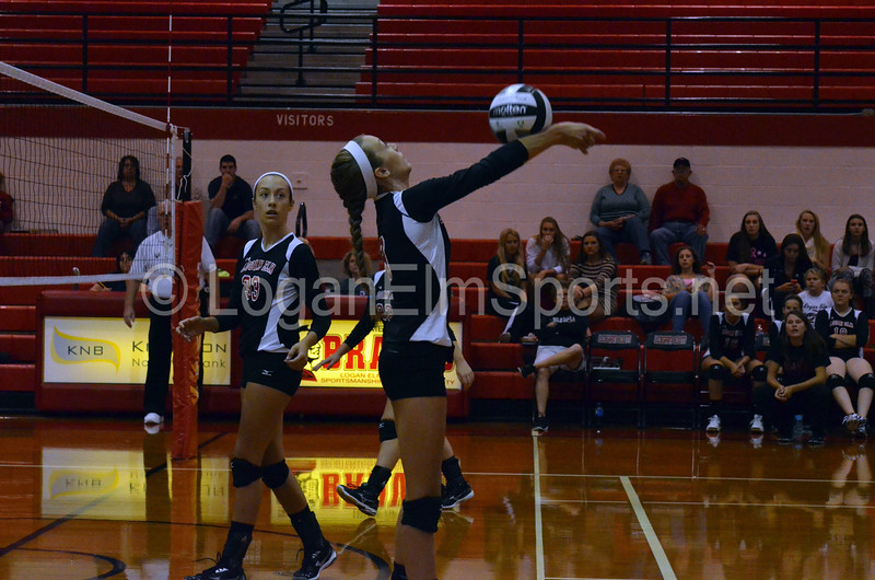 Volleyball v Liberty Union