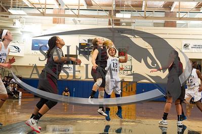 Women's Basketball vs. Franklin Pierce (12/6/14) Courtesy Jim Stankiewicz