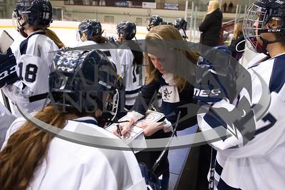 Women's Ice Hockey vs. Holy Cross (2/14/15) Courtesy Jim Stankiewicz