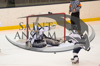 Women's Ice Hockey vs. UNE (2/7/15) Courtesy Jim Stankiewicz