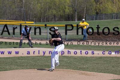 Hutch Baseball vs Holy Family
