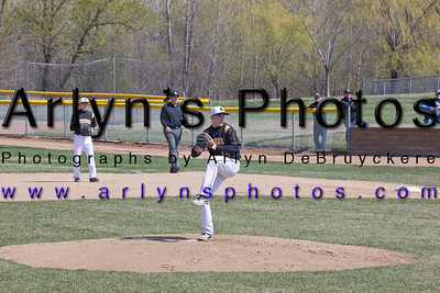 Hutch Baseball vs Rochester Mayo