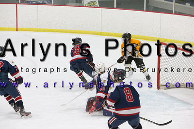 Hutch Boys Hockey vs Orono