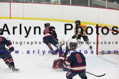 Hutch Boys Hockey vs Orono