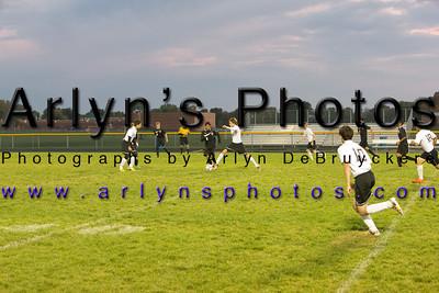 Hutch Boys Soccer vs Rocori