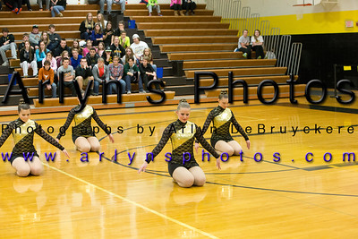 Hutch Jazz Dance 1/16/15