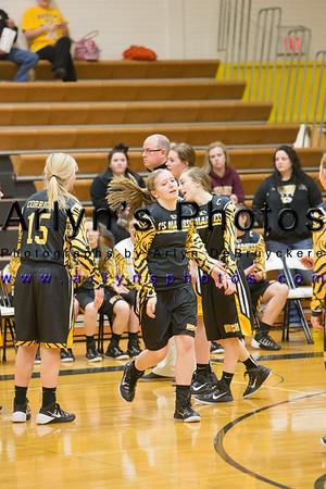 Girls Basketball? (football?) vs New Ulm