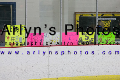 Hutch Girls Hockey vs LDC