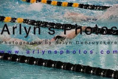 Hutch Girls Swimming vs DC
