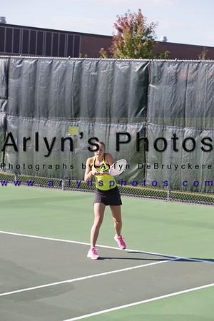 Hutch Girls Tennis 9-15-14