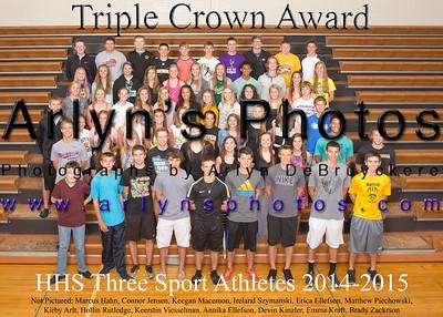 Triple Crown Award