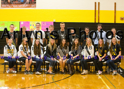 Homecoming Court Pepfest