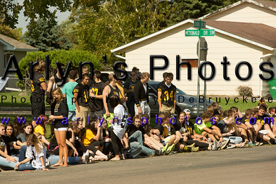 Hutch Homecoming Parade and Coronation