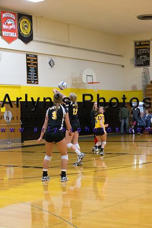 Hutch JV Volleyball Tournament