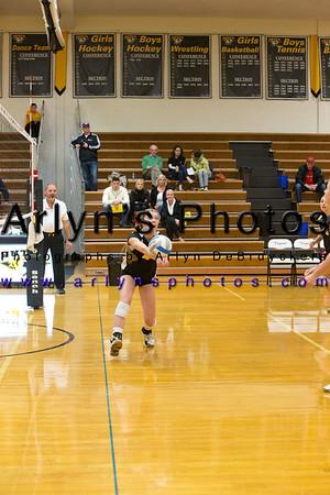Hutch Volleyball vs Waconia