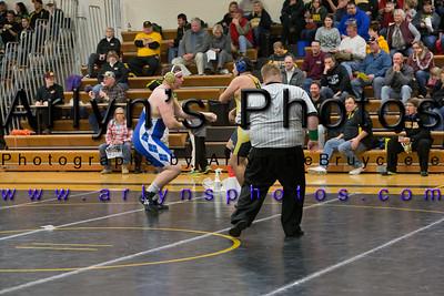 Hutch Wrestling vs Minneota