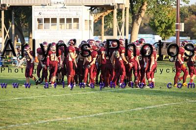 Football Homecoming vs USC Sept 26