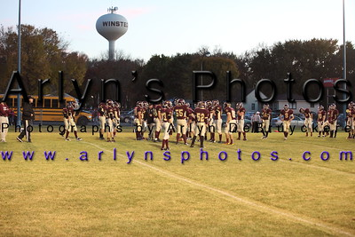 Football vs Medford Oct 15, 2014