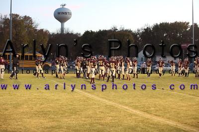 Football vs Medford Oct 15, 2014