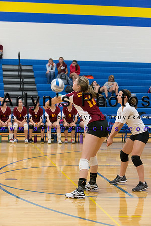LPHTT Volleyball vs Kimball