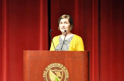 Gwinn Lecture – Megan McCain Ph.D.