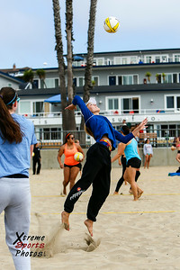 Beach Volleyball @ Santa Cruz