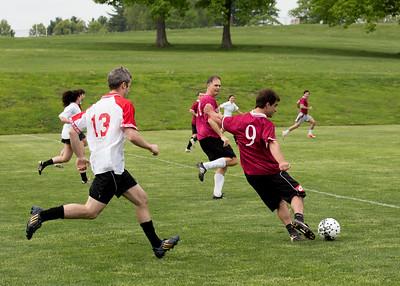 2015 Alumni Weekend Soccer Game