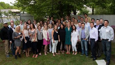 Class of 1995 20th Reunion Dinner Class Photo