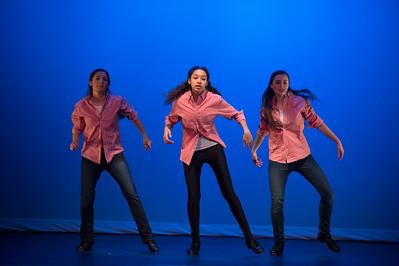 Dance Ensemble Winter Concert