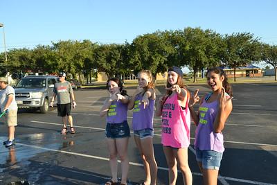 Team Car Wash August McDonald's