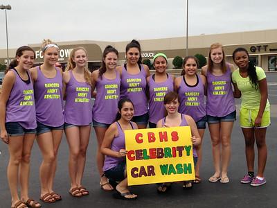 Team Car Wash July McDonald's