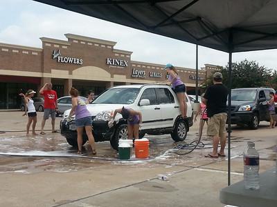Team Car Wash July Riley's