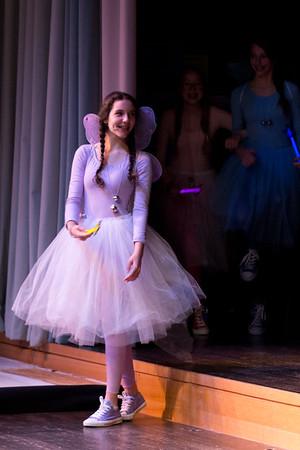 Eighth Grade Musical: Peter Pan Jr.