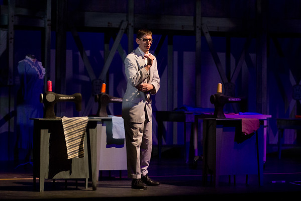 Upper School Musical: The Pajama Game