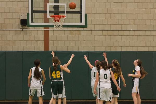 MS Whites Basketball