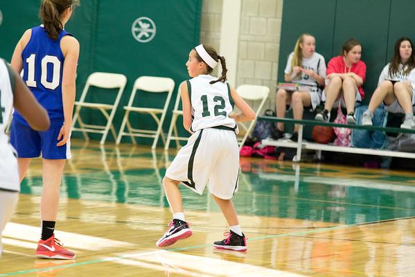 Middle School Tartans Basketball vs. PDS