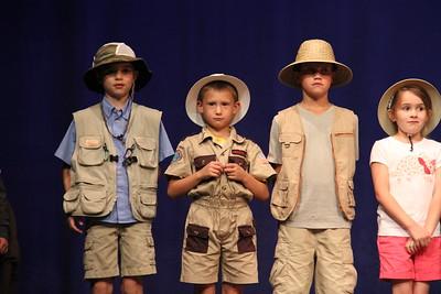 1st Grade Reptile Day