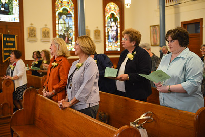 50th Anniversary Mass and Alumnae Tea