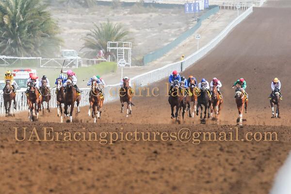 Horse Racing Jebel Ali, Dubai, United Arab Emirates 6th March 2015