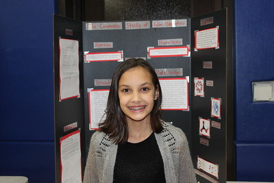 7th. Grade Science Fair