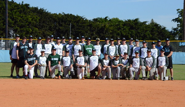 Alumni vs. Varsity Baseball Game