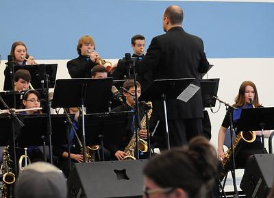 Clark Terry Jazz Festival 2014