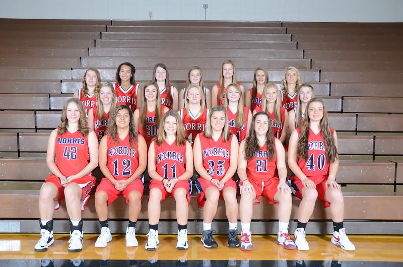 Girls Basketball - Junior Varsity / Reserve / Freshmen