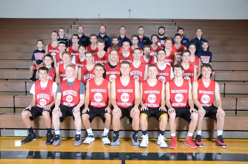 Boys Basketball - Varsity/JV/Reserve
