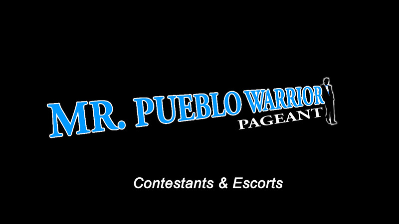 Mr. Pueblo Warrior Pageant 2015