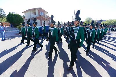 Benito Martinez Elementary Veterans Day Parade