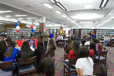 Eastlake High School Jasmeen Click signing