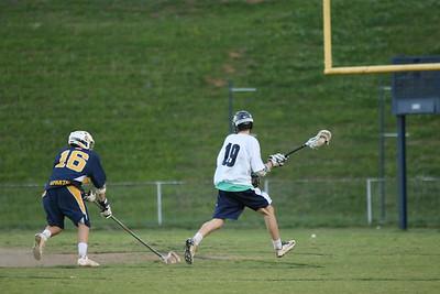5/8/2015 Grimsley Vs Mount Tabor Boys Varsity Lacrosse third round playoff