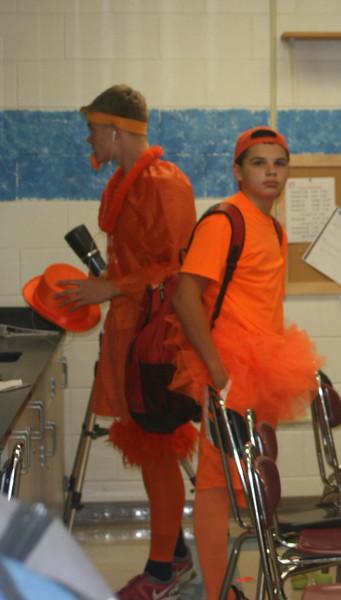 Orange Day 2