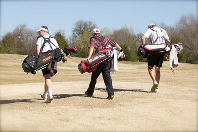 Varsity  Boys Golf Owasso